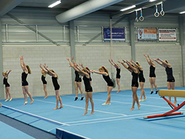 SHJ drunen turn vereniging – Inmotion