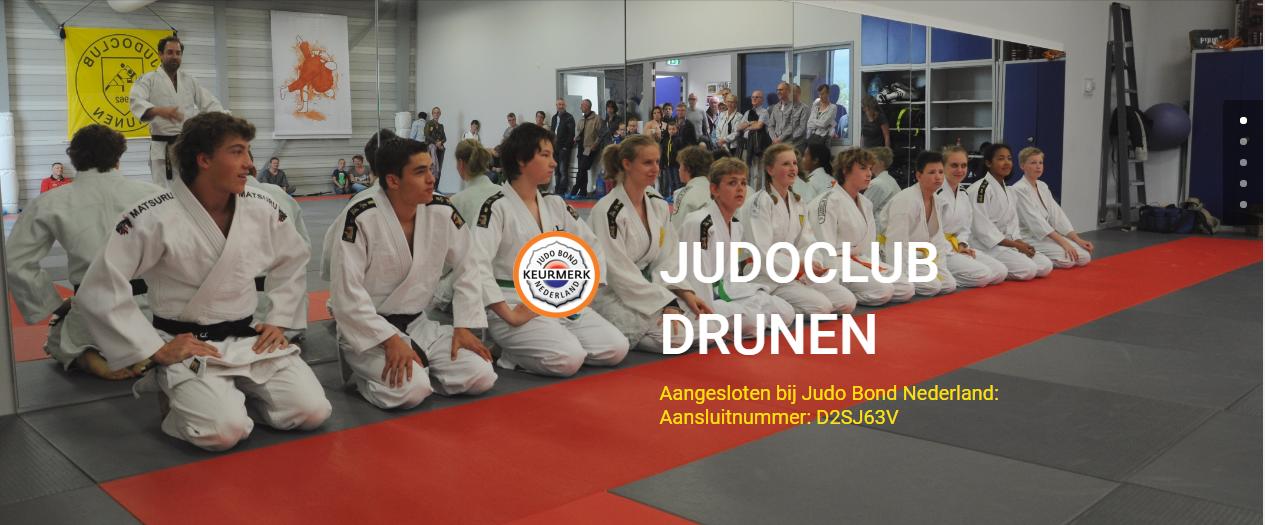 Judo club Drunen
